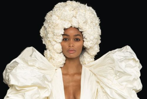 Valentino Staged a Multimedia Presentation for Fall 2020 Haute Couture