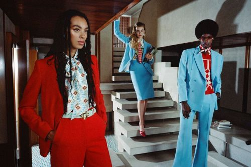 Casablanca Returns to Monte-Carlo for FW21 Tailoring Collection