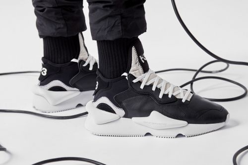 On-Foot Shots of the adidas Y-3 Kaiwa