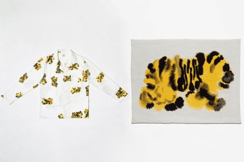 "Rop van Mierlo Shows His Stripes in Wild Animals' ""Tiger Merch"" Capsule"