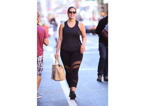 Why Calling Out Ashley Graham for Exercising is Batshit Cray