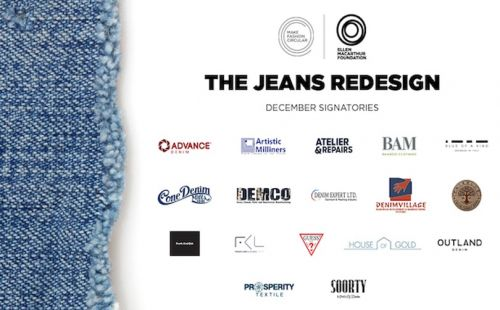 Fabric Mills, Manufacturers, New Brands Join Jeans Redesign Initiative