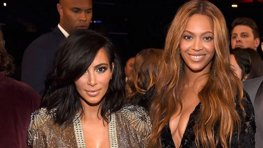 Kim Kardashian and Beyoncé Had Their First Run-In Since JAY-Z and Kanye West's Feud