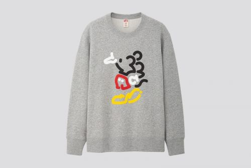 UNIQLO UT Taps Artist Yoon Hyup for Mickey Mouse Apparel Collaboration