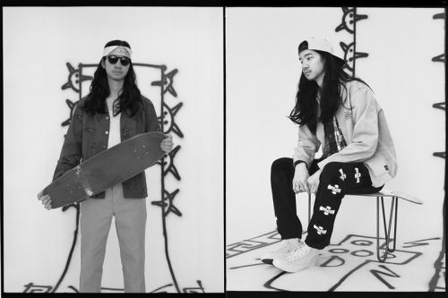 Goodhood Channels Dogtown for SS18 Lookbook