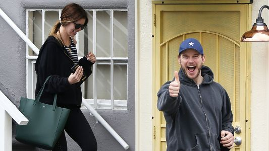 Chris Pratt Is 'Hitting the Gym Every Day' Ahead of Nuptials to Katherine Schwarzenegger