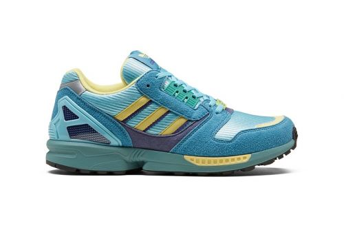 Adidas Consortium Revives ZX 8000 in Sun-Faded OG Colorway