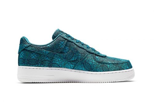 Nike Air Force 1 Receives a Stained Glass Window Premium Update