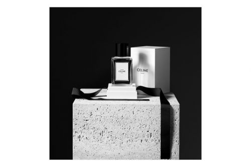 Hedi Slimane Will Launch His First CELINE Fragrance Collection