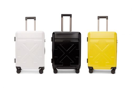 Off-White™ Drops Compact Arrows Suitcase