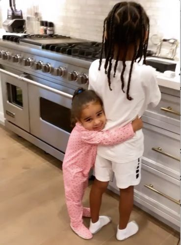 Blac Chyna Shares Cute Clips of Dream and Brother King Cairo Having a Fun Friday Night In