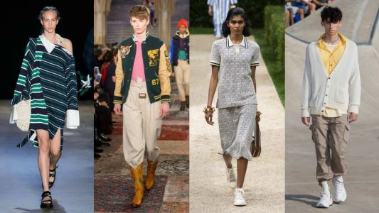 Designers Want You to Head to Prep School for Spring 2019