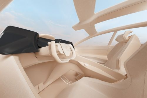 Hender Scheme Visualizes the Passage of Time Through Virtual Interiors for the Lexus LF-Z Electrified