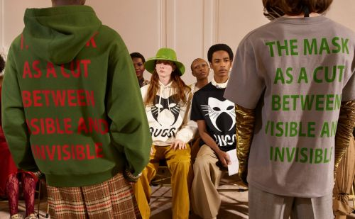 Gucci launches Manifesto collection