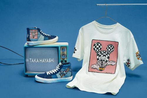 Vault by Vans & Disney Celebrate the 90th Anniversary of Mickey Mouse