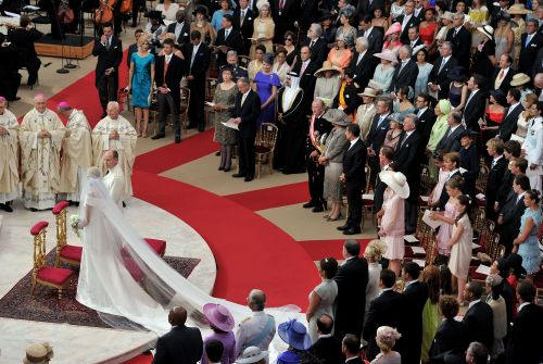 Here's What It's like to Be a Guest at the Royal Wedding