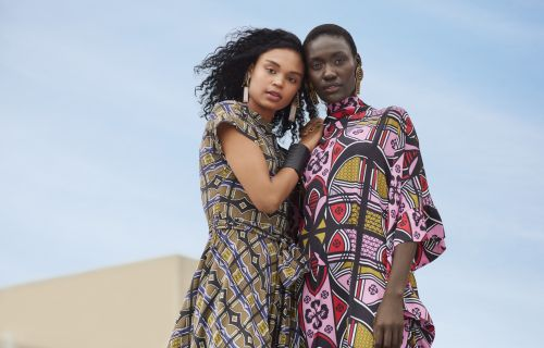 Palesa Mokubung Talks Making History With H&M