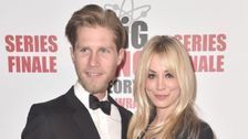 Kaley Cuoco Says She And Husband Karl Cook Often Live Apart