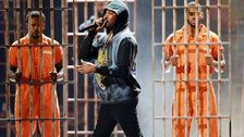 Meek Mill Condemns Racial Injustice With Powerful Performance At BET Awards