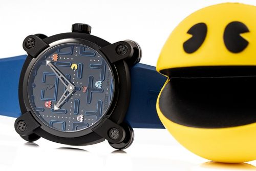 Romain Jerome & Pac-Man Return With Another Pricey Timepiece
