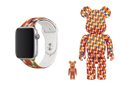 Barry Mcgee Releases a BE RBRICK & Apple Watch Sport Band Set