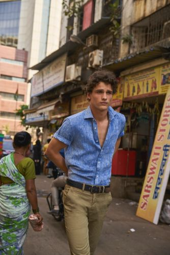 Simon Nessman Travels to Dharavi for North Sails Spring '19 Campaign