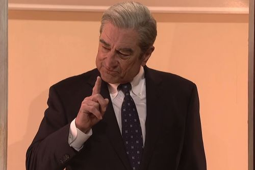 Robert de Niro is back as Robert Mueller on 'SNL'