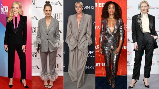 This Week's Best-Dressed Celebrities Showed Up In All Sorts of Suits