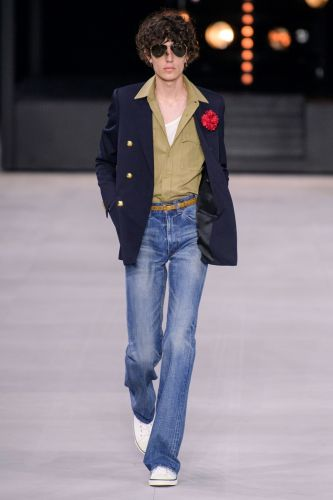 Hedi Slimane Goes Retro with '70s-Inspired Celine Spring '20 Collection