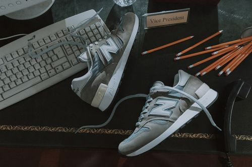 New Balance's Upcoming 1300JP Spotlighted in '80s-Themed Editorial