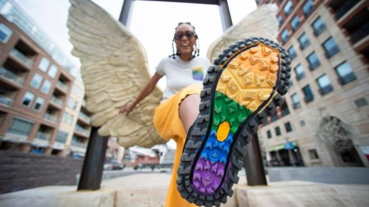 Sporting Brand Merrell Just Redesigned Its Best-Selling Runners With The Help Of This Talented Black Artist