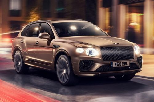 Bentley Confirms Its First Fully Electric Car Will Be an SUV