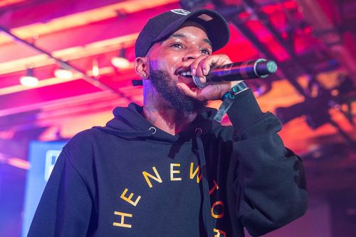 Tory Lanez Reunites With Meek Mill on