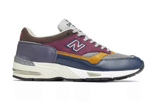 New Balance's Hybrid Made in UK 1591 is Unveiled With Multi-Colored Panels