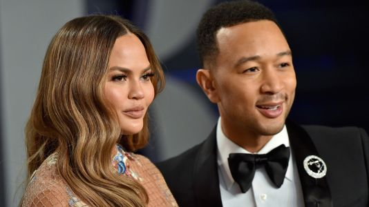 Chrissy Teigen, John Legend and Their Kids Have an Adorable Family Dance Party - Watch!