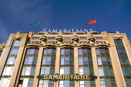 LVMH's Bernard Arnault Plunges over $1 Billion USD into La Samaritaine Renovation