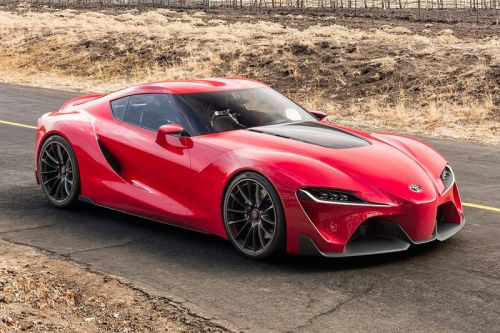 The First-Ever 2020 Toyota Supra Produced Is Set to Be Auctioned for Charity