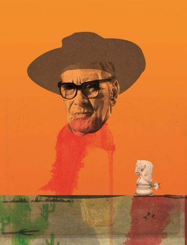 Read an interview with Ennio Morricone from Dazed's archive
