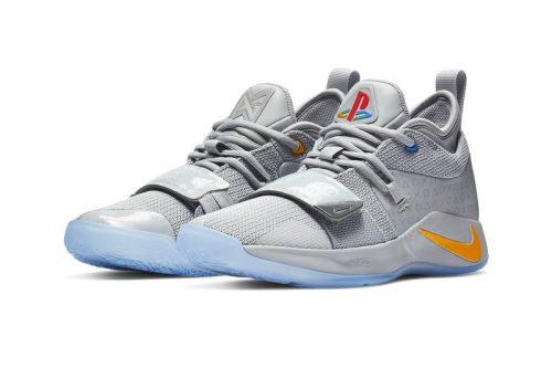 Paul George & Nike Ready an Original Sony PlayStation-Inspired PG 2.5 Colorway