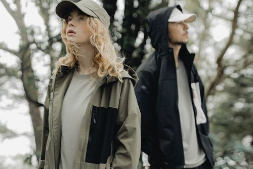 DSPTCH and Descente Come Together for a Travel-Ready Apparel Collection