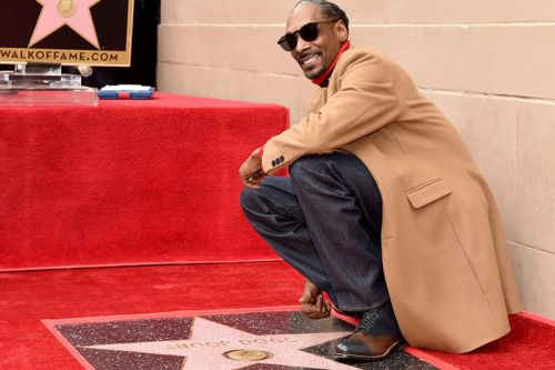 Snoop Dogg Officially a Star on the Hollywood Walk of Fame