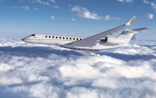 The Record-breaking Bombardier Global 7500 Takes Flight