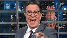 Stephen Colbert Gets His Entire Audience To Troll Texas In Unison