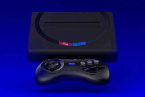The SEGA Genesis, Mega Drive and Master Drive Will be Combined into One Retro Console