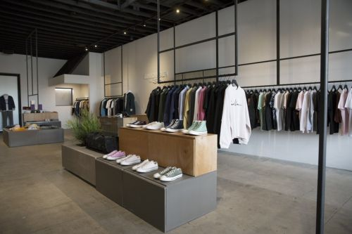 An Inside Look at Commonwealth's DTLA US Flagship Store