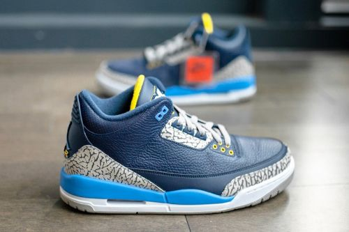 A Detailed Look at the Air Jordan 3 Marquette University PE