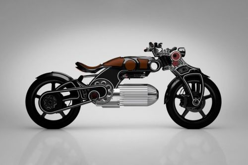 Curtiss' Latest Creation Carries a Bullet-Shaped Battery