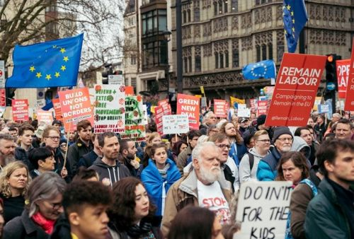 How European students in the UK are mobilising for this election