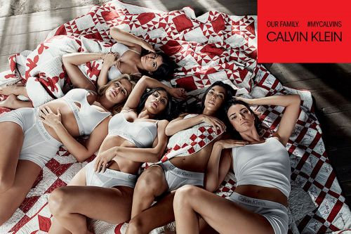 The Kardashian-Jenner Calvin Klein campaign is ridiculous