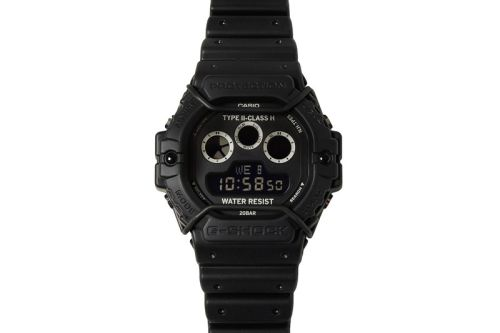 N. HOOLYWOOD x G-SHOCK Drops Military-Themed Collab